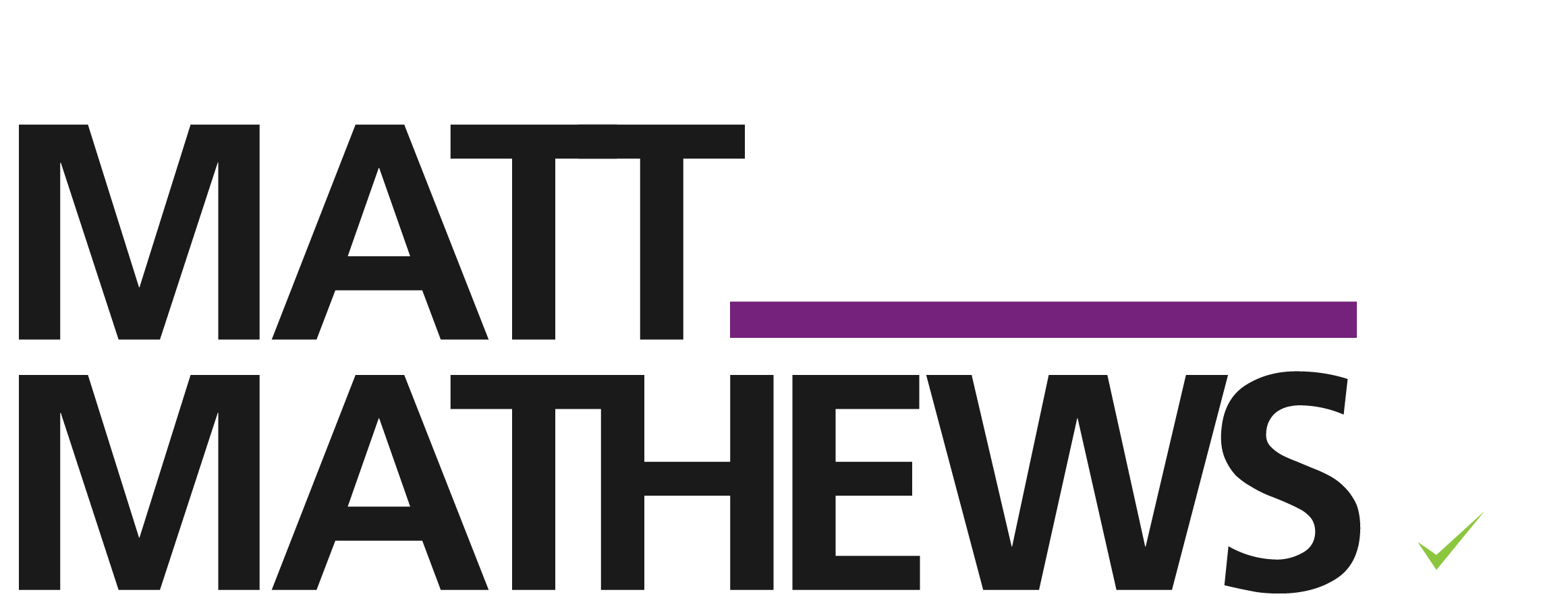 logo selectionné matt-mathews